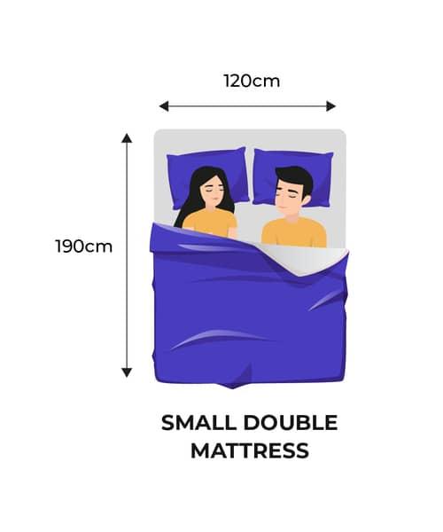 Small Double Mattress Size