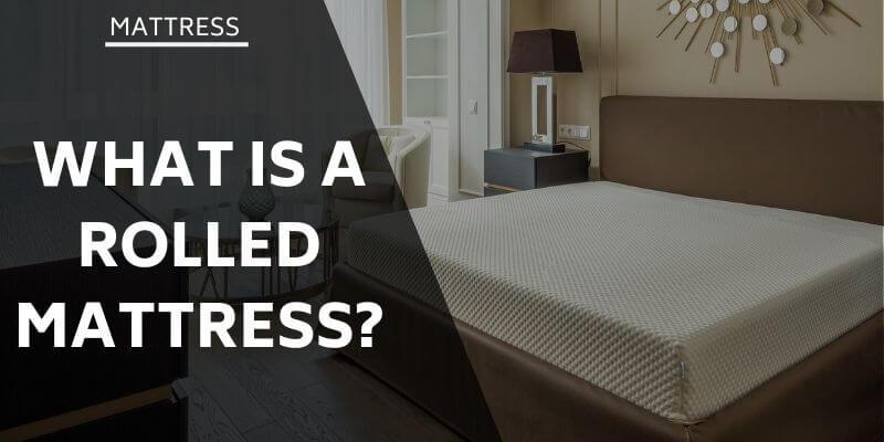 rolled-mattress